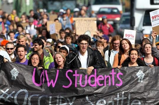 UWOccupySeattle